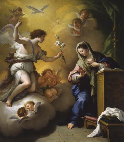 Solemnidad de la Anunciación del Señor (y Jornada por la Vida)