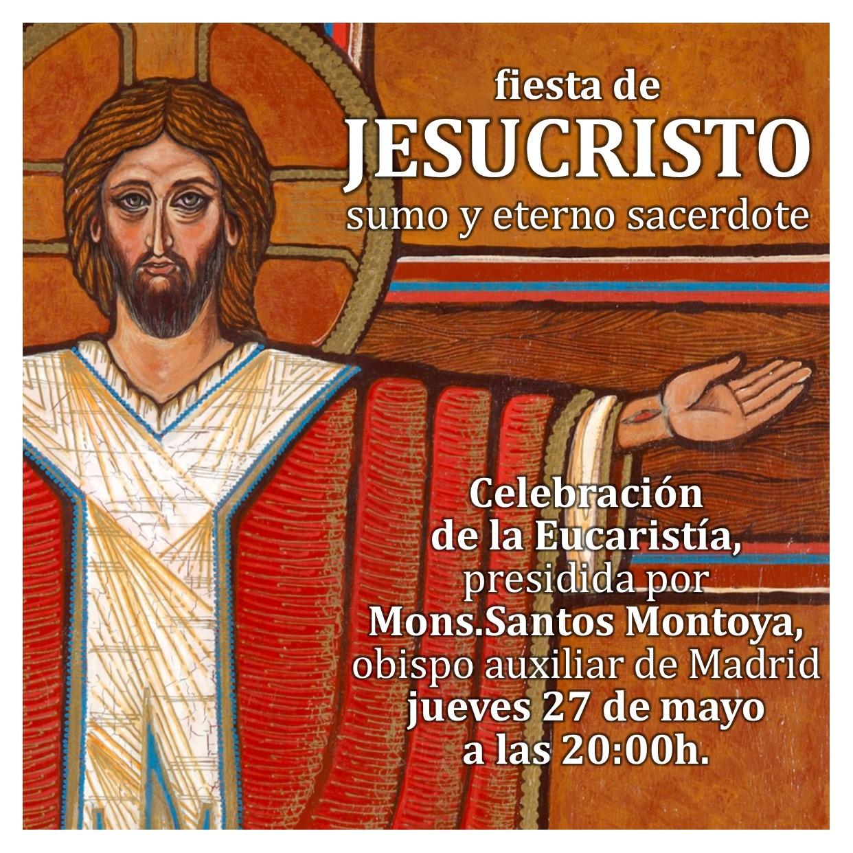 Fiesta de Cristo Sacerdote