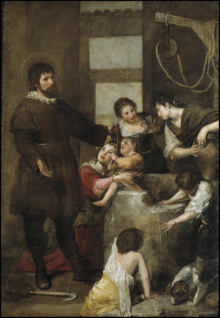 Actos de la Diócesis en san Isidro