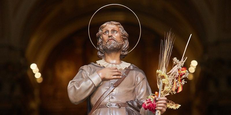 Misas de san Isidro en Cristo Sacerdote (15 de mayo, es precepto)